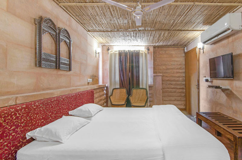 Apnayt Villa, Luxury Home Stay, Jodhpur - Palace View Room 1